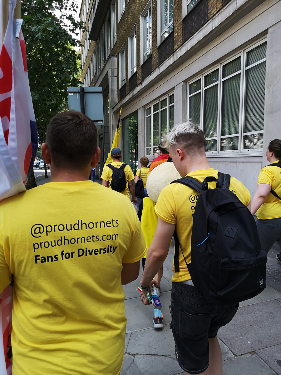 London Pride 2018 IMG 20180707 142106