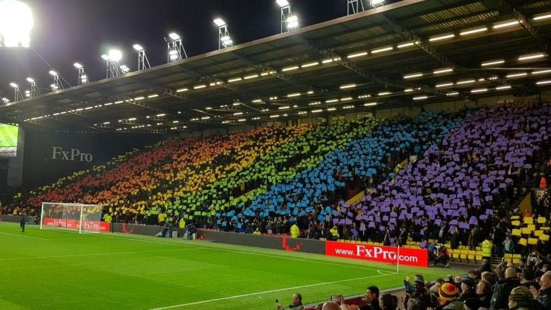 Rainbow Laces 2018 received 350765662138799