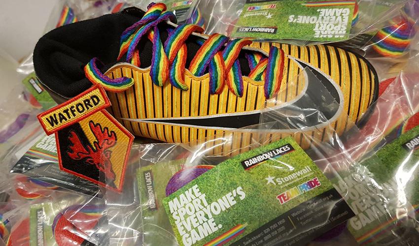 Rainbow Laces 2017 rainbow laces 2017 1