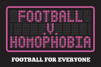 About Us football v homopohobia